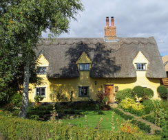 beautiful cottages in Suffolk for self-catering lets