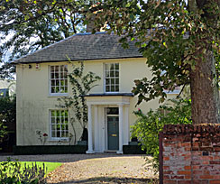 large cottages suffolk self-catering